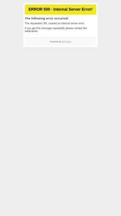 Vorschau der mobilen Webseite www.kyudo.de, Deutscher Kyudo Bund