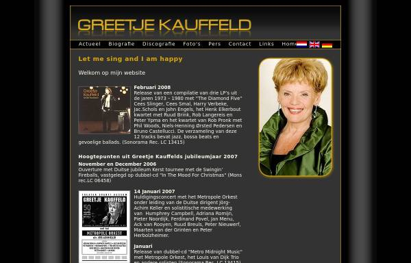 Vorschau von www.greetjekauffeld.nl, Kauffeld, Greetje