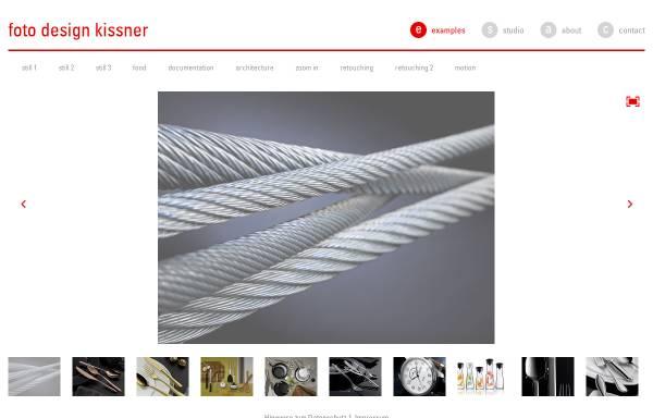 Vorschau von www.foto-design-kissner.de, Kissner Foto Design