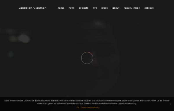 Vorschau von www.jacobienvlasman.de, Vlasman, Jacobien