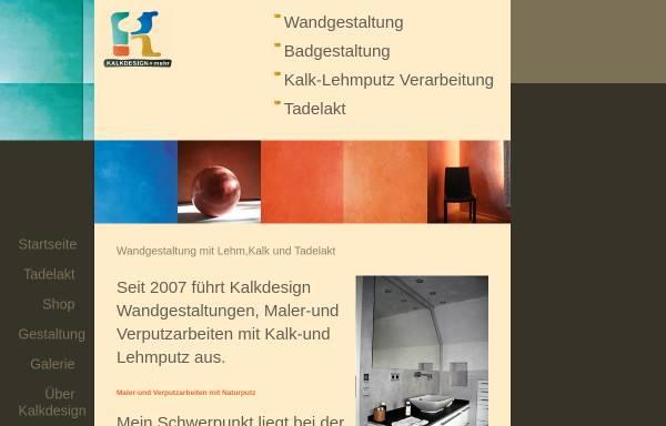 Vorschau von www.kalkdesign.de, Kalkdesign, Ralf Koch