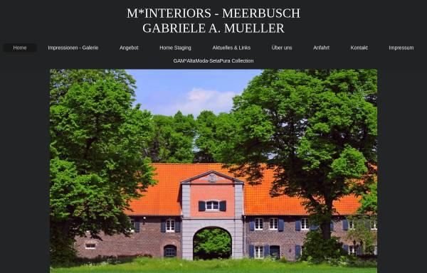Vorschau Von Www.interiordesign Net.biz, Mueller, ...