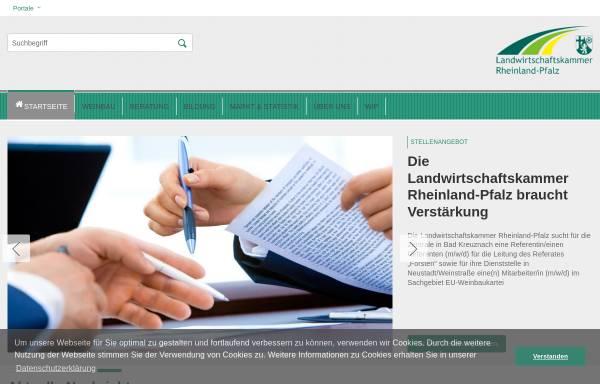 Vorschau von www.landservice-rlp.de, Landservice Rheinland-Pfalz