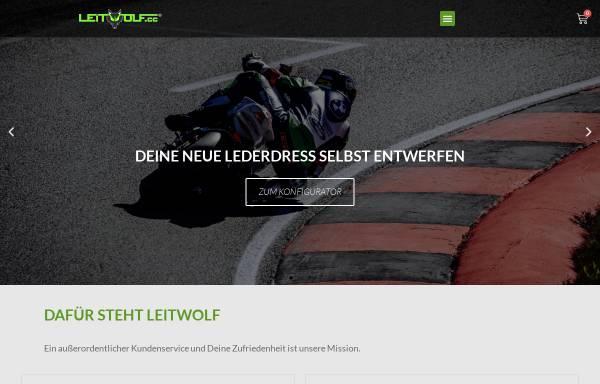 Vorschau von www.leitwolf.cc, Leitwolf.cc - Motorrad Szene Portal