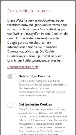 Vorschau der mobilen Webseite www.nhm-wien.ac.at, Naturhistorisches Museum Wien: Prähistorische Abteilung