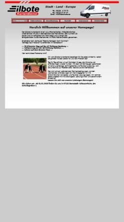 Vorschau der mobilen Webseite www.der-eilbote.de, Strickler, Adelheid