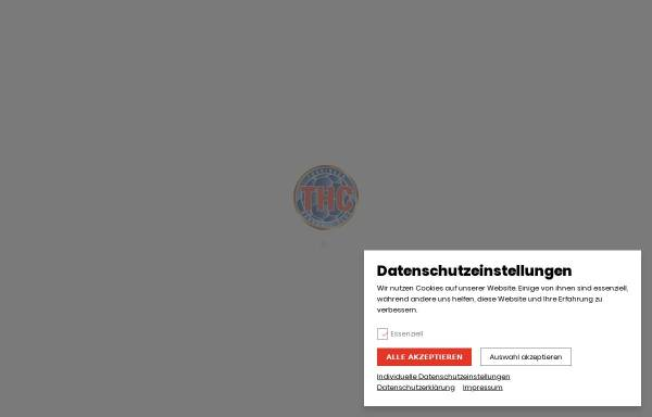 Vorschau von www.thueringer-hc.de, Thüringer HC Erfurt - Bad Langensalza e.V.