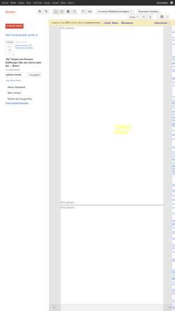 Vorschau der mobilen Webseite books.google.de, Kerner, Justinus., Die Seherin von Prevorst.