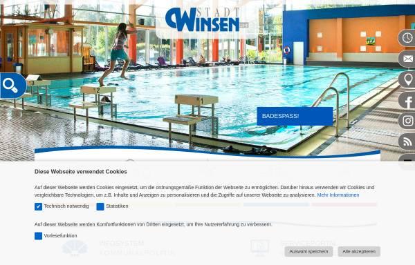 Vorschau von www.winsen.de, Stadt Winsen/Luhe