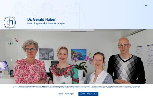 Vorschau von www.dochuber.at, Huber, Dr. Gerald