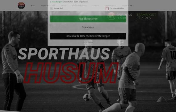 Vorschau von www.sporthaus-husum.de, Sporthaus-Husum