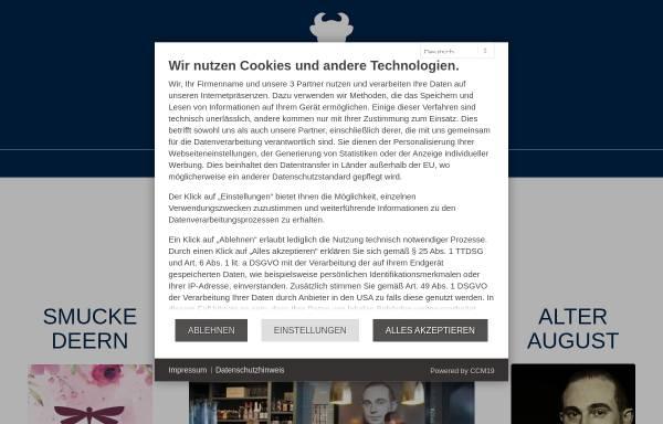 Vorschau von www.nordfriesische-spezialitaeten.de, Stadtschlachter Claußen