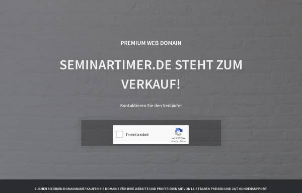 Vorschau von www.seminartimer.de, ComConsulting GmbH