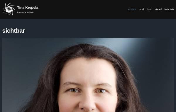 Vorschau von www.krepela.de, Peter und Tina Krepela