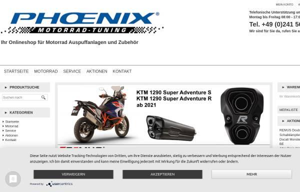 Vorschau von www.remus-motorrad.de, Phoenix Motorrad Tuning