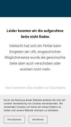 Vorschau der mobilen Webseite www.lemitec.de, Gimp Lernen durch Zuschauen