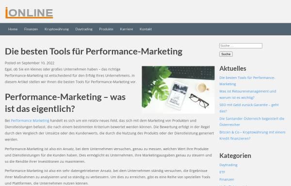 Vorschau von www.impulsonline.de, Impuls Finanzmanagement AG