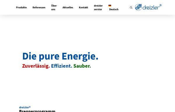 Vorschau von www.dreizler.com, Walter Dreizler GmbH