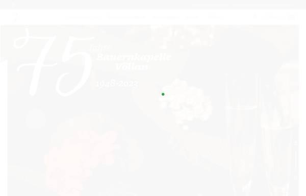 Vorschau von www.bauernkapelle.it, Musikkapelle