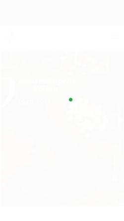 Vorschau der mobilen Webseite www.bauernkapelle.it, Musikkapelle
