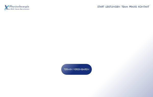 Vorschau von www.physio-freiberg.de, Physiotherapie Ines Mühl und Katrin Bretschneider