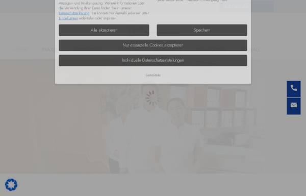Vorschau von www.zahnarzt-dr-veit.de, Dr. Stefan Veit Dr. Birgit Veit Zahnärzte