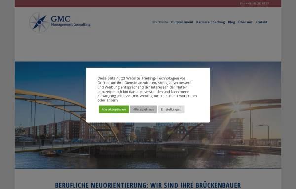 Vorschau von www.gmc-consulting.de, GMC Glasow Management Consulting GmbH