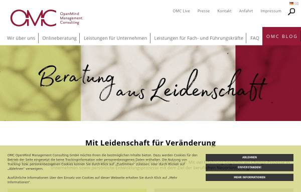 Vorschau von www.omc-berlin.de, OMC Ortleb Management Consulting