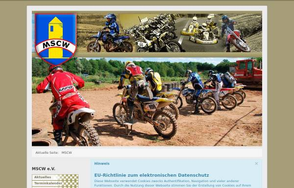 Vorschau von www.mscw.de, MSC Wartturm e.V. im ADAC