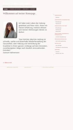 Vorschau der mobilen Webseite www.schippert.info, Heike Schippert