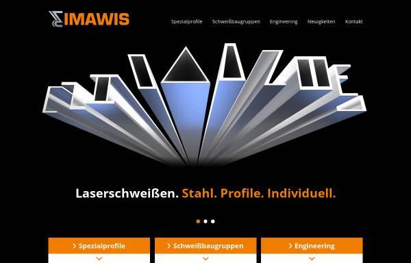 Vorschau von www.imawis.de, IMAWIS GmbH