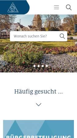 Wo liegt Amberg? Karte, Lageplan & Services für Amberg (Bayern, Deutschland)