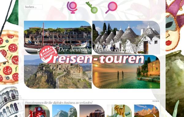 Vorschau von www.reisen-touren.net, Reisen-Touren [Gesellschaft für PACS mbH]