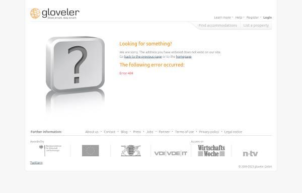 Vorschau von gloveler.com, gloveler.com