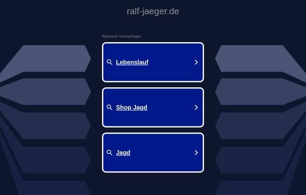 Vorschau von ralf-jaeger.de, Jäger, Ralf (MdL)