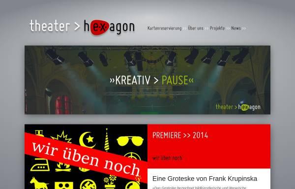 Vorschau von theater-hexagon.de, Theater hEXagon Kiel