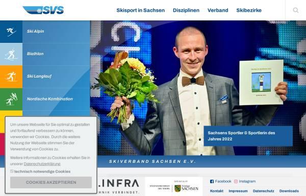 Vorschau von www.skiverbandsachsen.de, Landesskiverband Sachsen e. V.