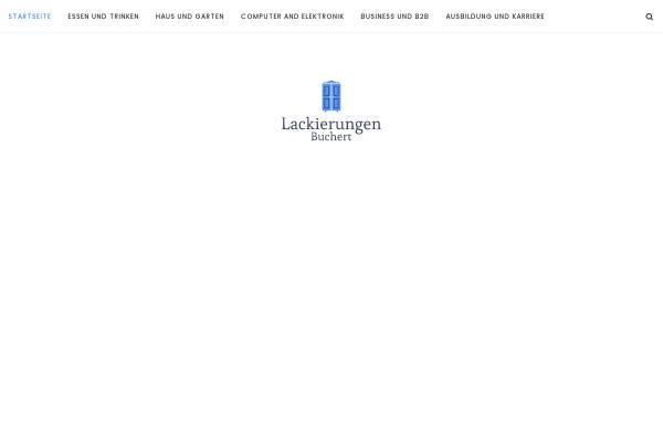 Vorschau von www.lackierungen-buchert.de, Lackierungen Buchert Pirna