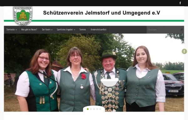 Vorschau von sv-jelmstorf.de, Schützenverein Jelmstorf und Umgebung e.V.