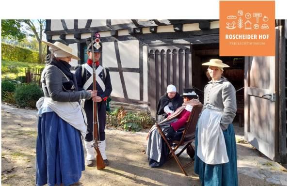 Vorschau von www.roscheiderhof.de, Freilichtmuseum Roscheider Hof