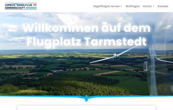 Vorschau von www.sfg-bremen.de, Airbus Weserfluggemeinschaft e.V.