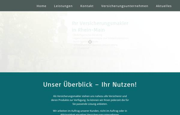 Vorschau von www.abacus-assekuranz.de, Abacus Assekuranzmakler