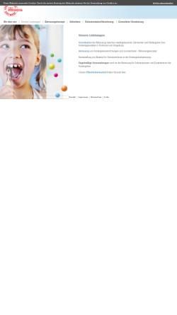 Vorschau der mobilen Webseite www.zahngesundheit-do.de, Arbeitskreis Zahngesundheit Dortmund