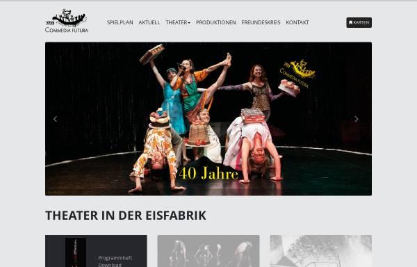 Vorschau von www.commedia-futura.de, Commedia Futura