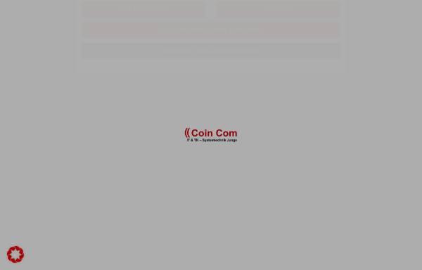 Vorschau von coincom.de, Coin Com mobile & wireless