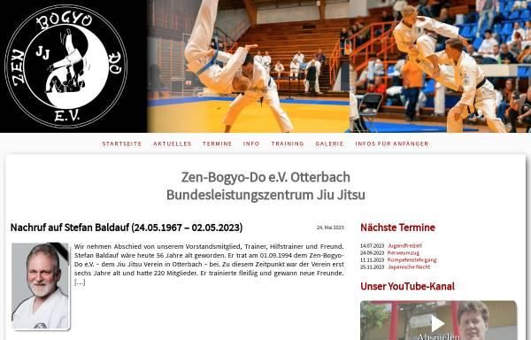 Vorschau von www.zbdev.de, Zen-Bogyo-Do e.V.
