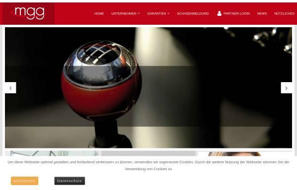 Vorschau von www.mobilegarantie.de, MGG Mobile Garantie GmbH