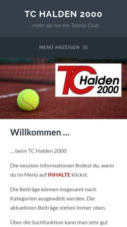 Tc Halden 2000