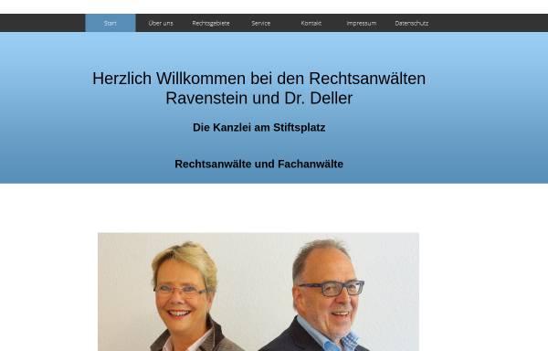 Vorschau von www.rain-dr-deller.de, Fachanwältin für Familienrecht
