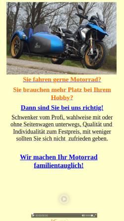 Vorschau der mobilen Webseite www.kalich.de, Kalich Fahrzeugtechnik